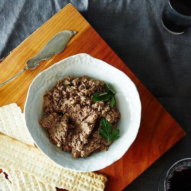 Grandma Mary's Gehakte Leber (Chopped Liver) Recipe on Food52 recipe on Food52