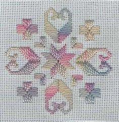 hardanger patterns free | International Embroidery Patterns