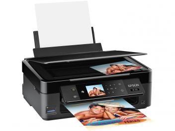 Multifuncional Epson Expression XP-431 - Jato de Tinta Colorida Wireless com Display LCD