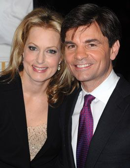 George Stephanopoulos  Feb.10, 1961 & wife, Alexandra Wentworth  Jan.12, 1965