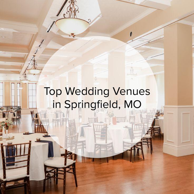 17+ Wedding receptions springfield mo info