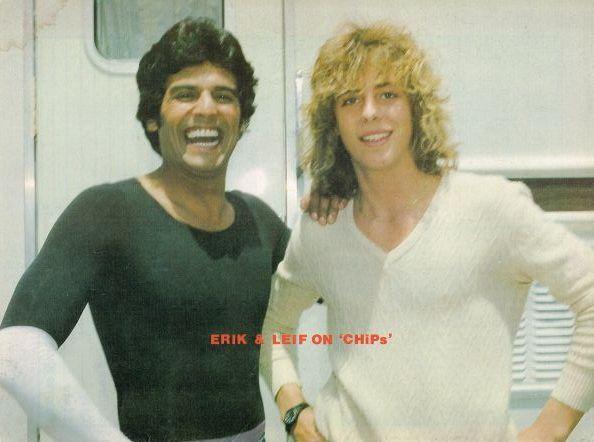 Leif Garrett and Erik Estrada -- my sister's favorite episode.