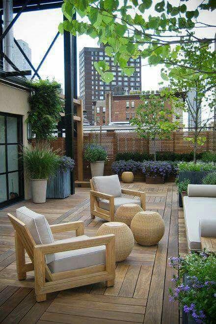 32 best Terrasse en bois images on Pinterest | Balcons, Terrasse ...