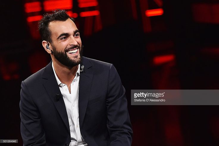 <a gi-track='captionPersonalityLinkClicked' href='/galleries/personality/6745965' ng-click='$event.stopPropagation()'>Marco Mengoni</a> attends 'Che Tempo Che Fa' Tv Show on December 13, 2015 in Milan, Italy.