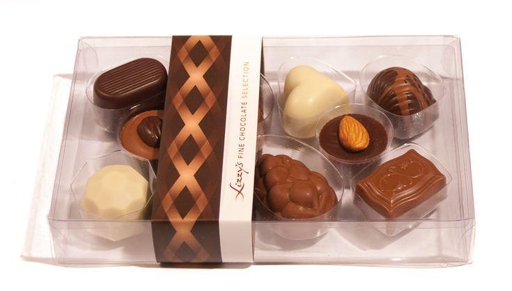 Lizzy's Chocolates.