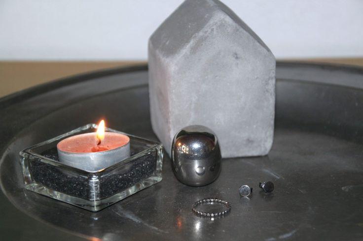 Rhodineret sølv
