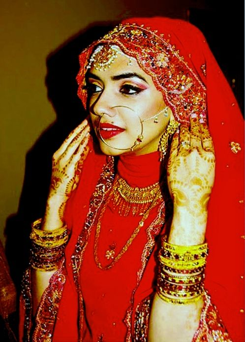 Mehndi Dress With Hijab : Best images about bridal hijab inspirations on