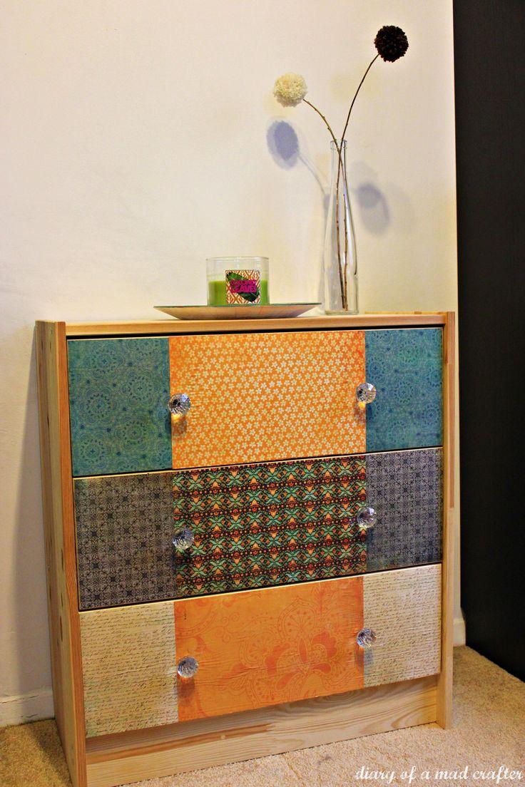 Challenge #7 (last but not least!) Ikea RAST dresser remodel