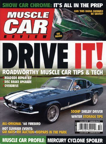 Muscle Car Review -  - http://ehowsuperstore.com/bestbrandsales/automotive/muscle-car-review