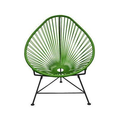 innit the baby acapulco kid s papasan chair finish olive green rh pinterest de