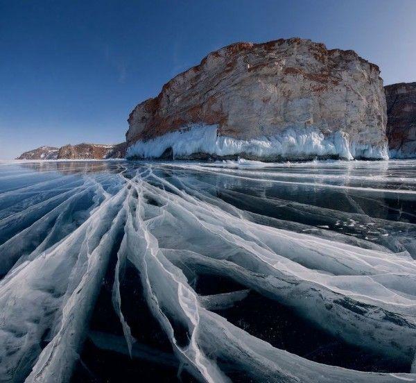 Les plus beaux lacs du monde - Le Lac Baikal, le plus vieux et plus profond lac d'eau douce du Monde