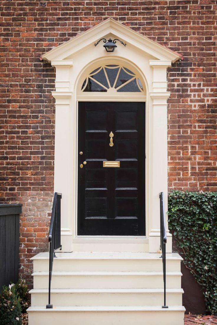 74 Best Front Door Images On Pinterest Exterior Homes