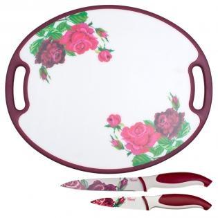Genius Zestaw noży Róże http://www.redcoon.pl/B439621-Genius-Zestaw-no%C5%BCy-R%C3%B3%C5%BCe_No%C5%BCe-i-sztu%C4%87ce