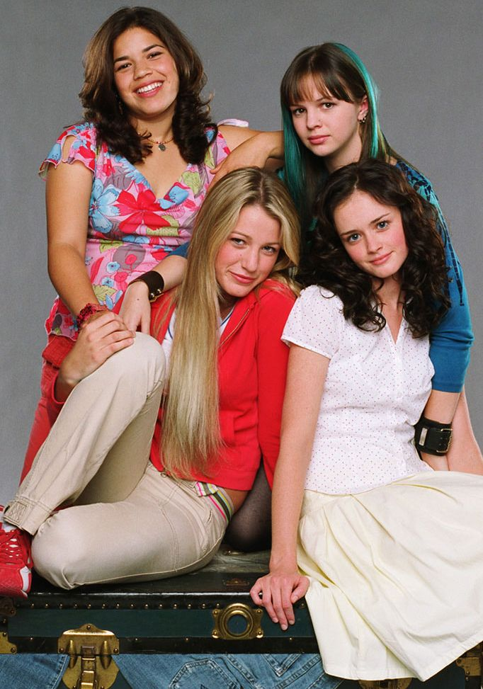 Which Sisterhood of the Traveling Pants Character Are You?