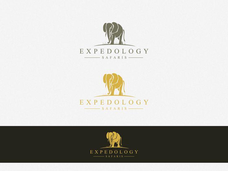 Logo Design for Expedology Safaris - on Behance