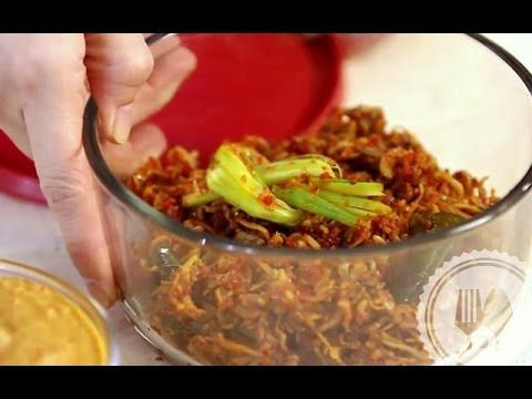 Resep Balado Teri - YouTube