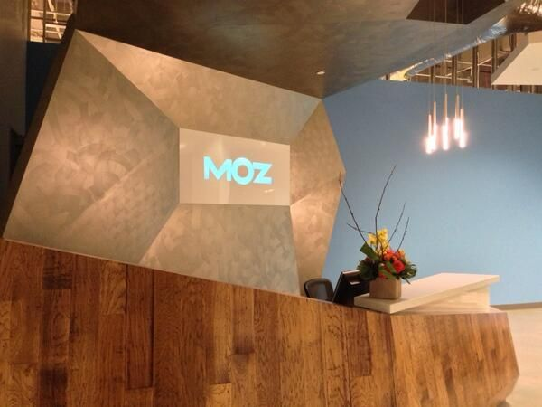 Shiny new entryway!: Mozplex Photos