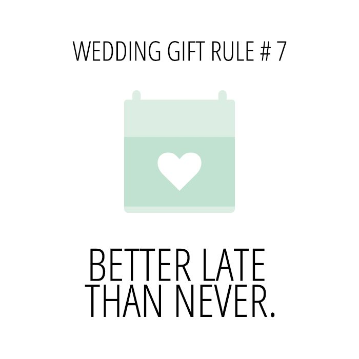 wedding gifts forward aisle always blog wedding gift rules over the ...