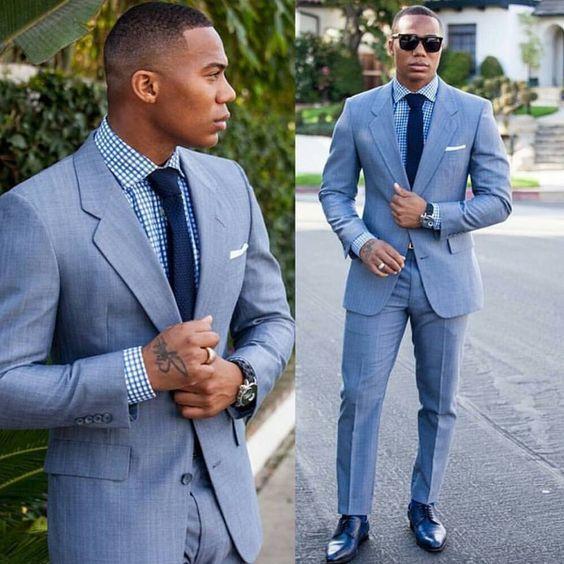 Best 25  Light blue suit ideas on Pinterest | Summer wedding men ...