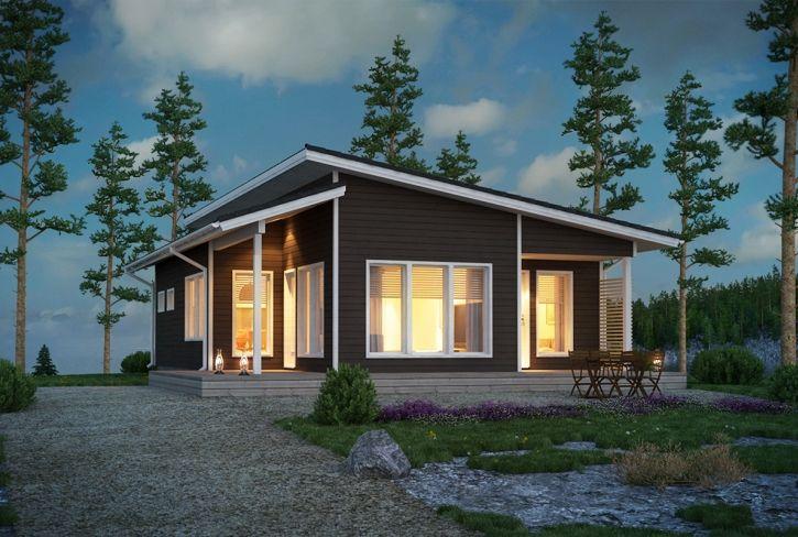 Kiehtovan omaleimainen – Koivusaari: 92 m², 3 makuuhuonetta