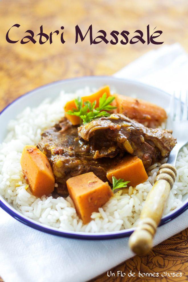 Les 16 meilleures images du tableau cabri sur pinterest boissons les viandes et cuisine fran aise - Cabri massale cuisine reunionnaise ...
