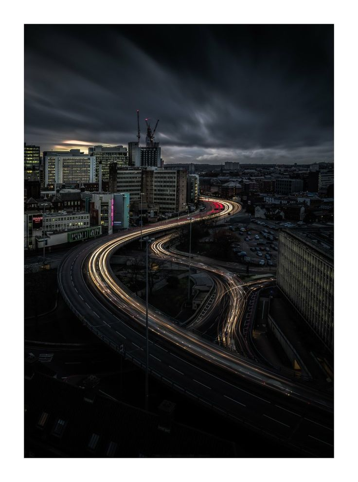 View from Aston University by veritymilliganphotography.com