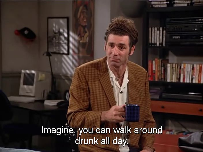 seinfeld quote kramer and hennigans the nosmell no