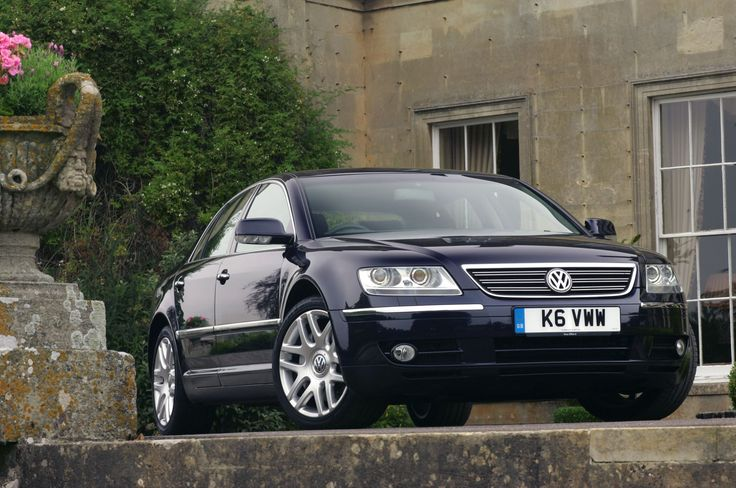 Top 14 Status Symbol Cars at Bargain Prices  2004-2006 Volkswagen Phaeton Original Cost: $65,000-$75,000 Find Now For: $9,500-$26,000  The Volkswagen Phaeton was a misguided attempt by VW of America execs to sell the American public on an ultra-premium VW. Designed as the company's flagship, the Phaeton was a big executive four-door sedan that shared much of its underpinnings and running gear with the significantly more expensive and prestigious A8 and Bentley Continental GT. Despite the…