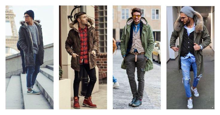 Ένα μπουφάν σε στυλ παρκά είναι η καλύτερη λύση για ζεστό, άνετο και προσεγμένο ντύσιμο, δίνοντάς σου άπειρες επιλογές να το συνδυάσεις: ✔️Με καρό ή denim πουκάμισο ✔️Με μπλούζα ή ζακέτα χοντρής πλέξης ✔️Με sneakers ή μποτάκια σε στυλ Timberland.