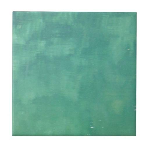 de blauwe blauwgroen oceaan van het aquawater: cre tegeltje vierkant small