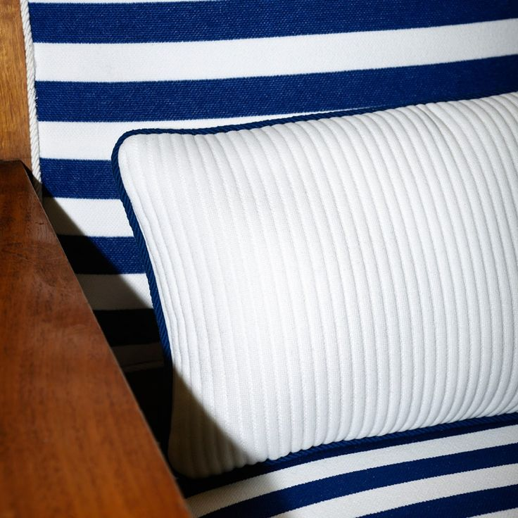 TRICOT BAGUETTE by Dedar - A fine bicoloured stripe with a soft hand. 4 bicoloured variants.