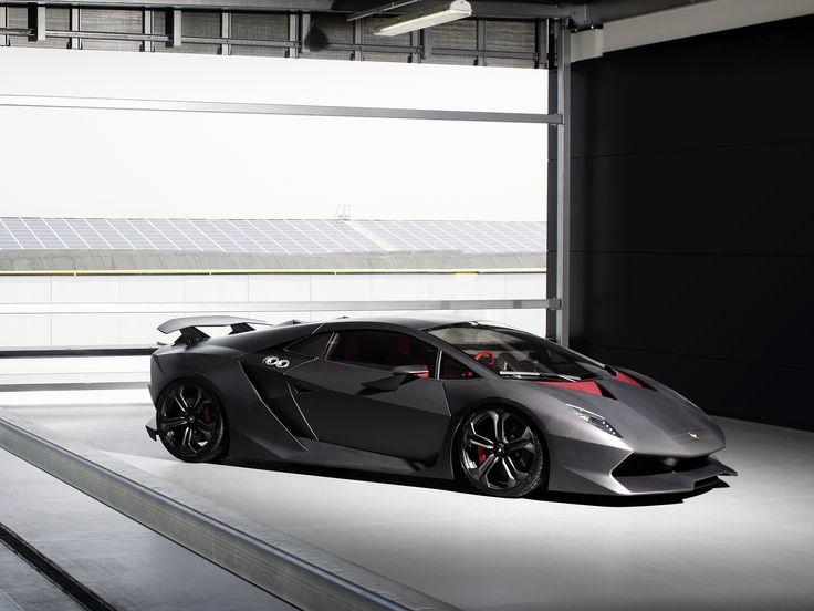 Lamborghiniu0027s New Concept Car   Sesto Elemento