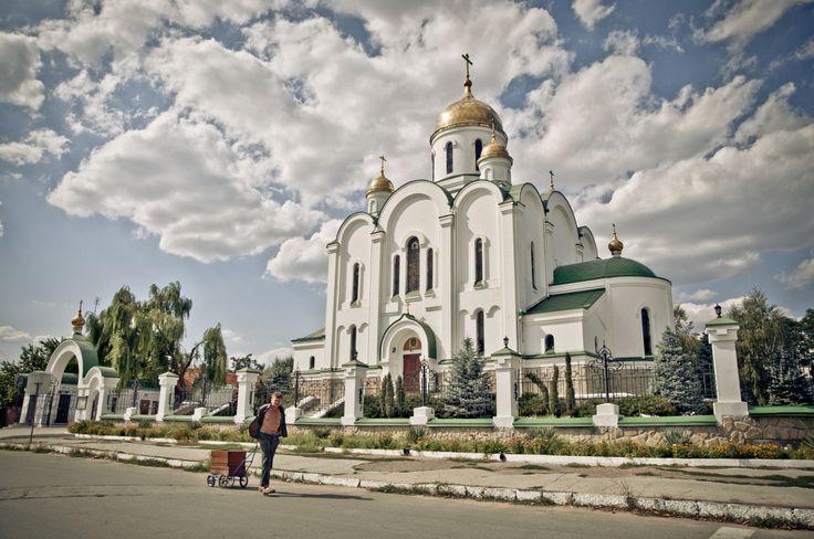 Transnistria, near Moldova