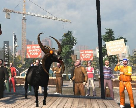 Goat Simulator early access is out today
