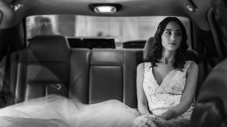 How gorgeous to be married in #tinavalerdi  The bride preferred dress Ofelia. #tenderness #nudeperfection #weddingdress #weddingfashion #weddingday #bride #design #collection #style #nude #manufacturer #wholesale #spain #minimalism #refinement #elegance #charming