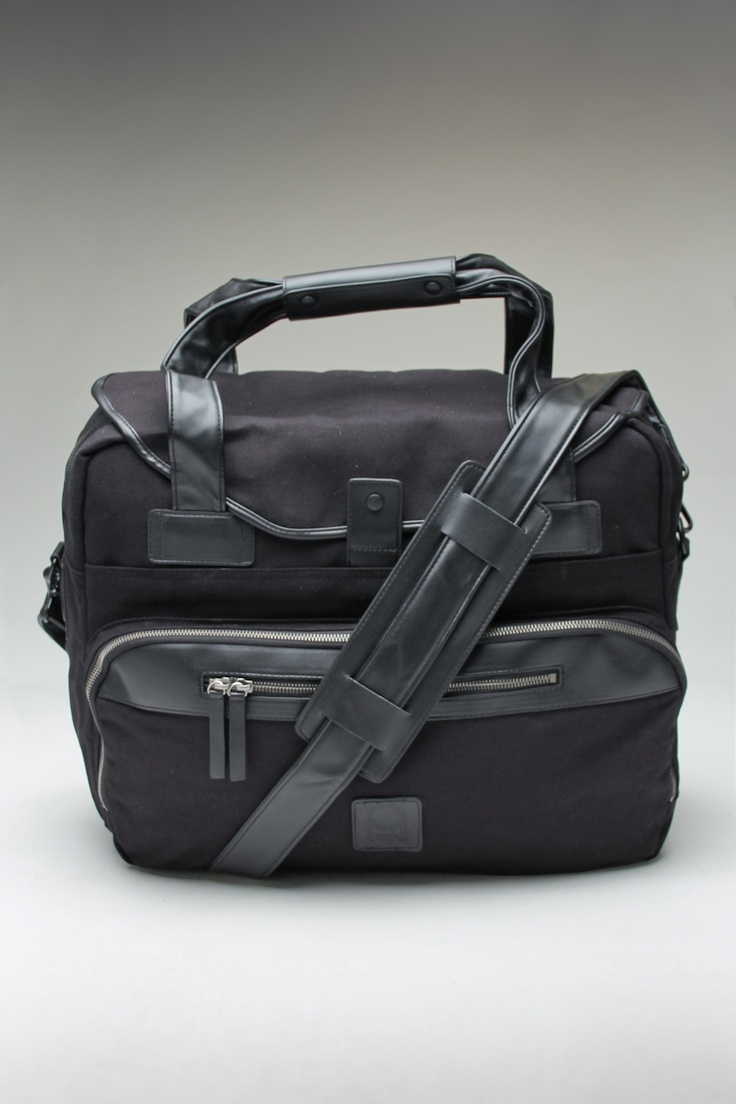 Copy Clothing No Deal Messenger Bag Black   (was $100.00)   $59.99   http://www.jackthreads.com/invite/cheaplooking: Copy Clothing, Messenger Bags, Deal Messenger