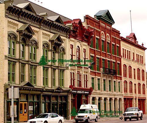 Winnipeg, Canada- Exchange District