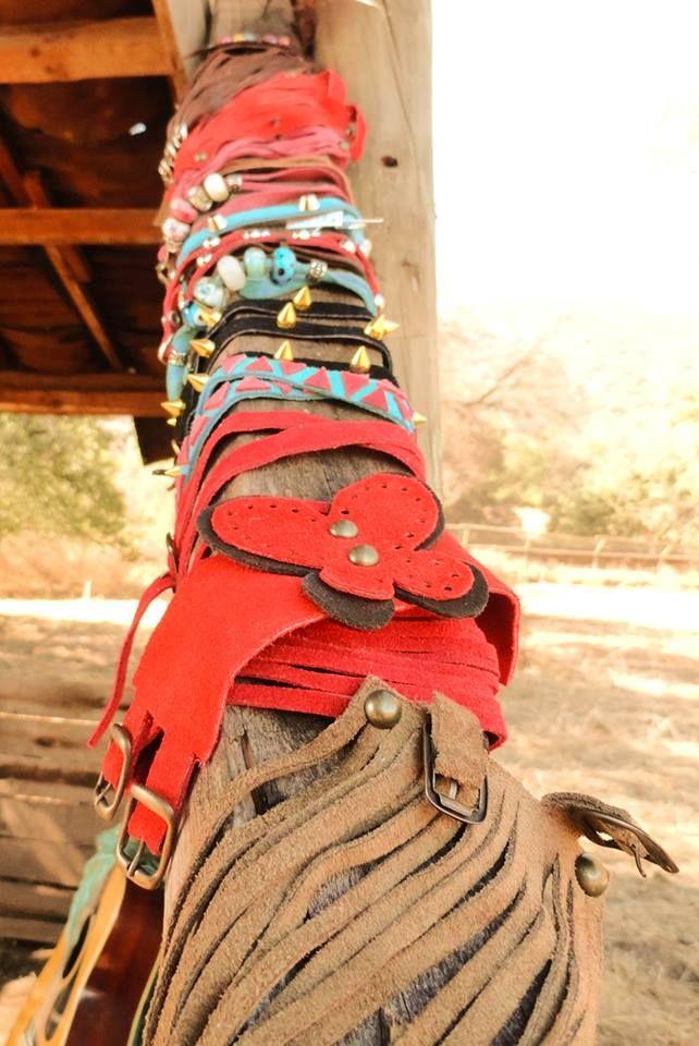 pulseras, cuero , exclusivas, design , leather , sara wiss