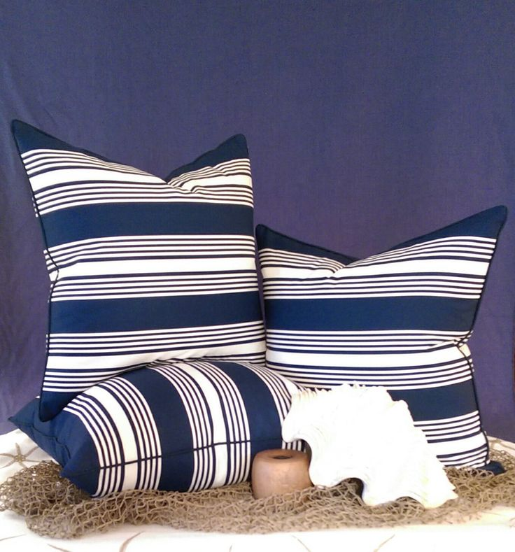 Throw Pillows By Newport : - Newport Bellevue Pillows - Coastal Home Living and Accessories Pinterest Newport ...