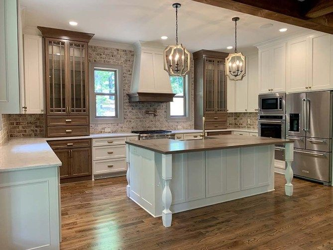 New 4 Bedroom Craftsman House Plan With Interior Photos From New Construction Family Home Plans Blog Country Style House Plans Country House Interior French Country House