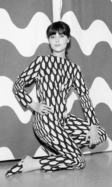 Marimekon muotinäytös 1966