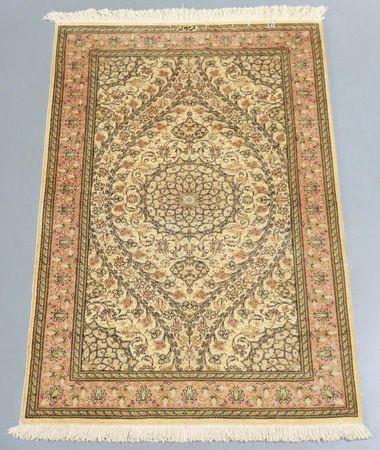 Pure Silk Qum (Ref 319) 157x97cm