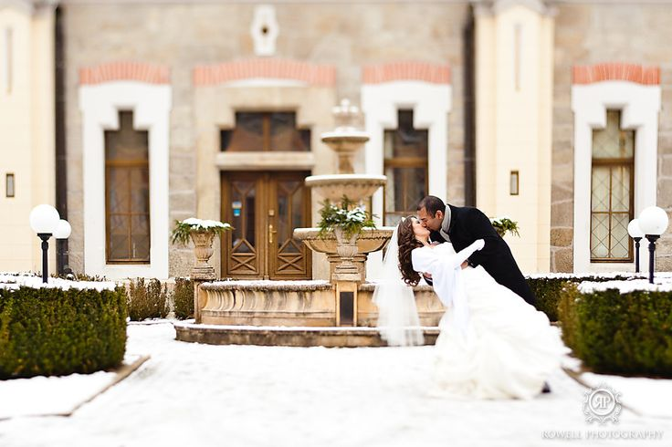 Свадьба в замке Глубока над Влтавой. Фотограф: Евгения Овсянникова.