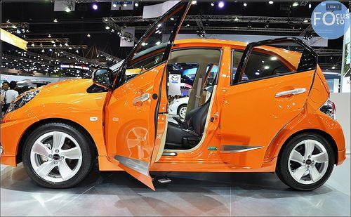 2012 Bangkok Motor Show | Honda | Brio I-VTEC