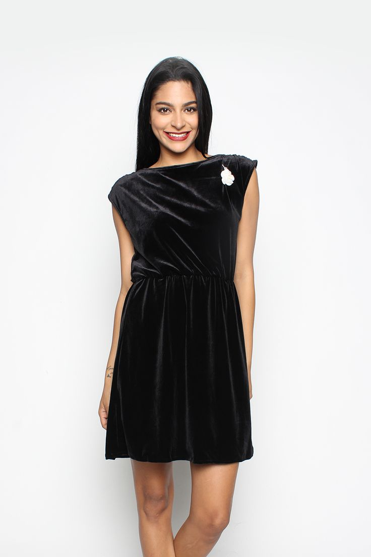 Kalea Black Dress | Rp 199.000