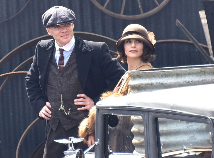 Tommy Shelby's adventures continue...
