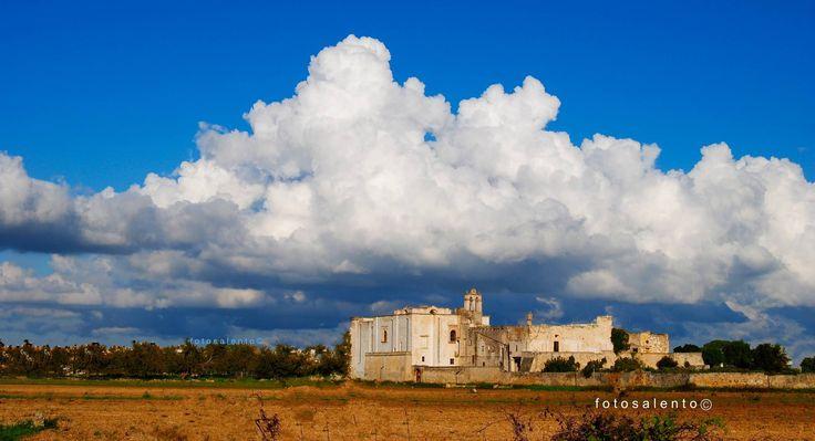 Chiesa Incoronata (Nardò, Lecce) L'Incoronata...di nuvole