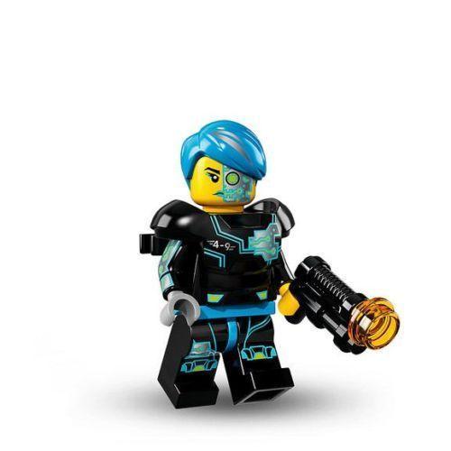 LEGO Minifigures Series 16 FEMALE CYBORG Minifigure 71013
