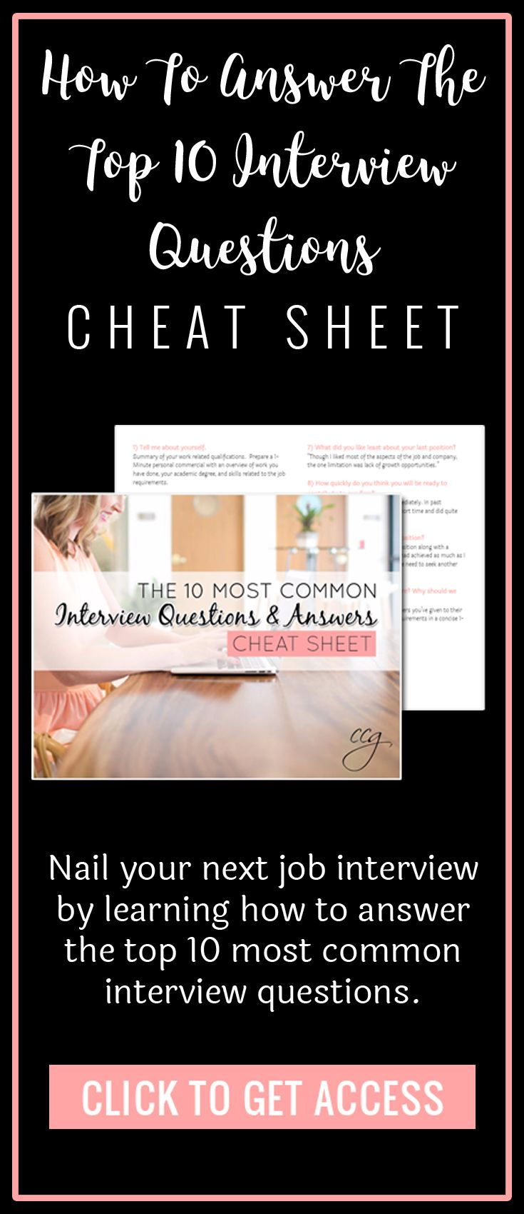 ten interview questions