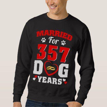 #wedding - #51st Wedding Anniversary T-Shirt For Dog Lover.